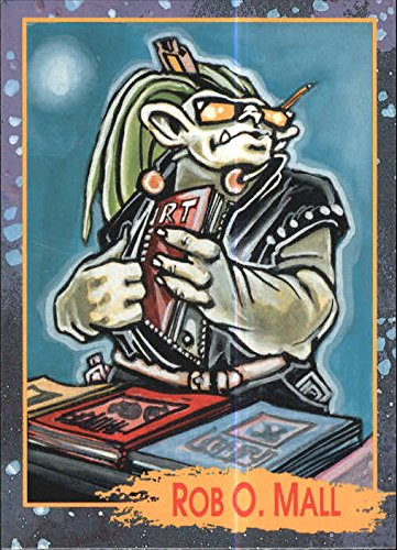 1992 Troll Force #22 Rob O. Mall - - Mall Nm