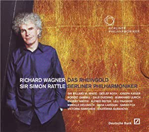 Richard Wagner Das Rheingold - Sir Simon Rattle Berliner Philharmoniker