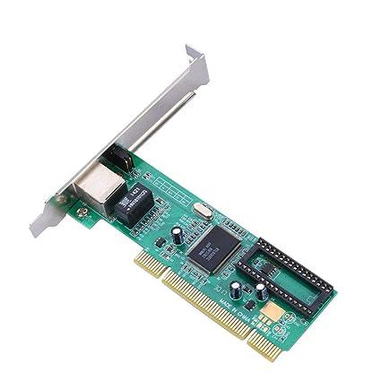 Focket Tarjeta de Red PCI, un Puerto PCI Tarjeta de Red PCI ...