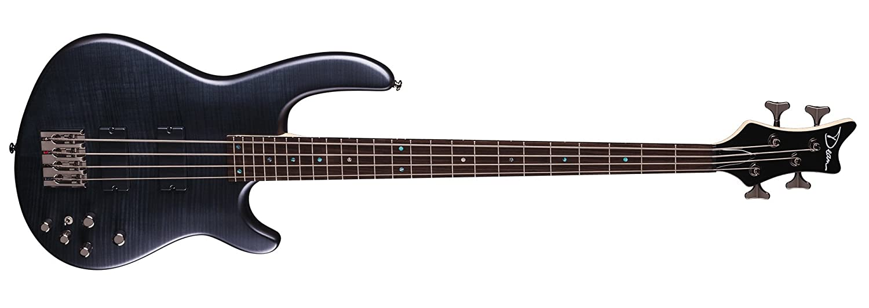 Dean Guitars E4 FM TBKS Edge 4 llama arce - Guitarra Bajo ...