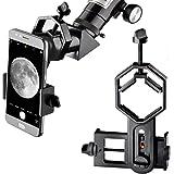 Landove Universal Smartphone Optics Digiscoping Adapter for Binoculars