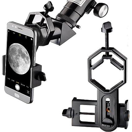 landove Universal Smartphone óptica Adaptador de digiscoping para ...