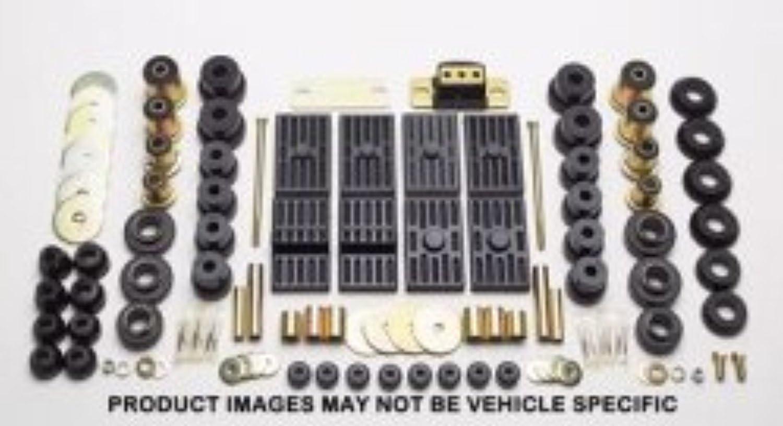 Energy Suspension 3-18110R Hyper-Flex System Complete Master Bushing Set