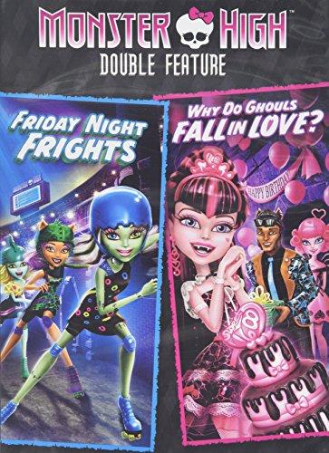 Monster High (Ghouls Rule Dvd)