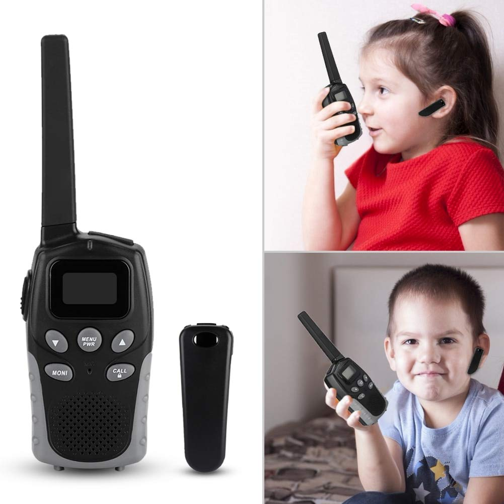 Value-5-Star - One Pair of Kids Walkie Talkie Children LCD Display Two Way Radio by Value-5-Star (Image #6)