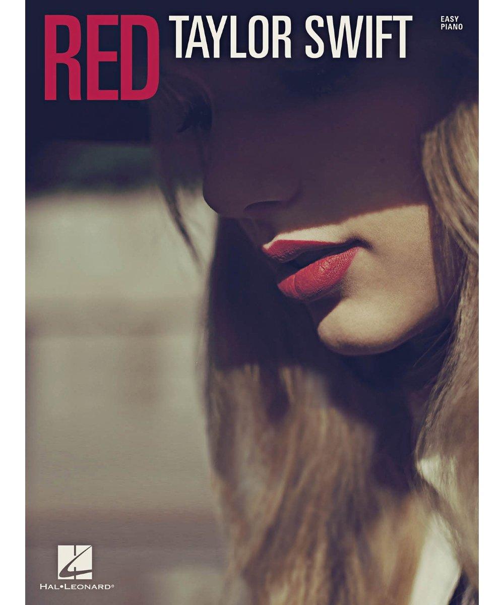 Hal leonard taylor swift red for easy piano hal leonard hal leonard taylor swift red for easy piano hal leonard 0884088877071 amazon books hexwebz Choice Image