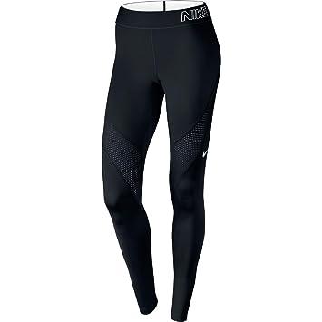 Nike Pro Hypercool Tight Collant pour Femme XL Noir Blanc (Noir Blanc) f2ceb54fb8f
