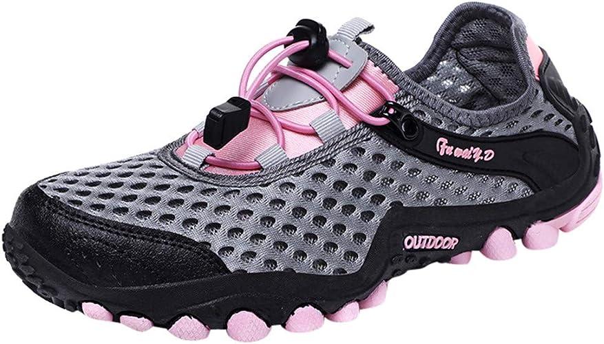 Sunnywill - Zapatos de Trail Running para Mujer, Minimalistas ...