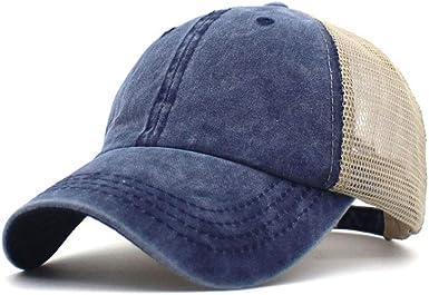 CheChury Gorras Beisbol Unisex Gorra de Trucker Sombrero de Baseball Cap Sombreros Hip Hop Gorra para Hombre Mujer Unisex Verano Sombreros: Amazon.es: Ropa y accesorios