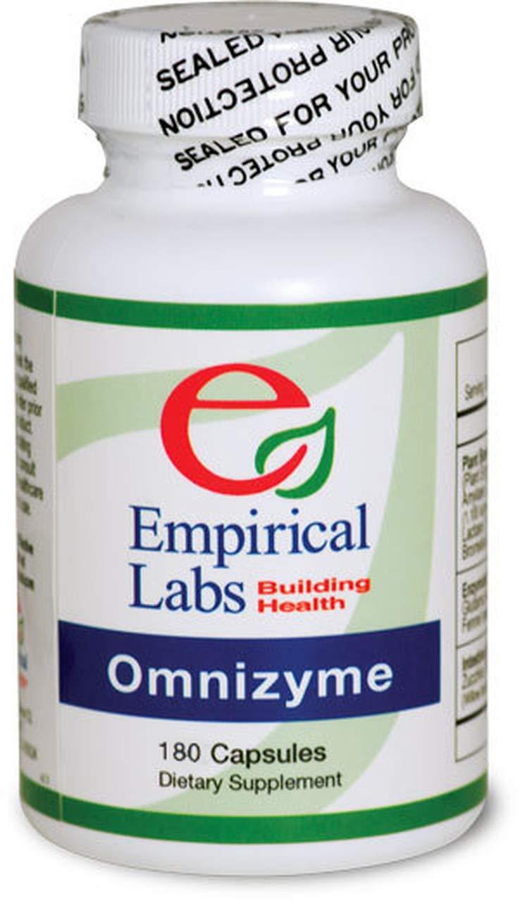 Empirical Labs Omnizyme 180 Caps