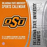 Oklahoma State University Cowboys 2020 Calendar