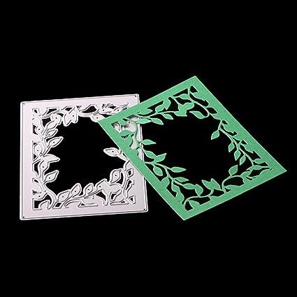 Cutting Dies Lotusflower Metal Stencils Scrapbooking Embossing DIY Handcrafts For Greeting Card