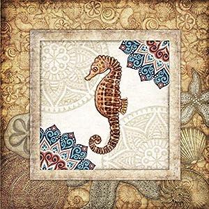 61b%2BNnfy2KL._SS300_ Seahorse Wall Art & Seahorse Wall Decor