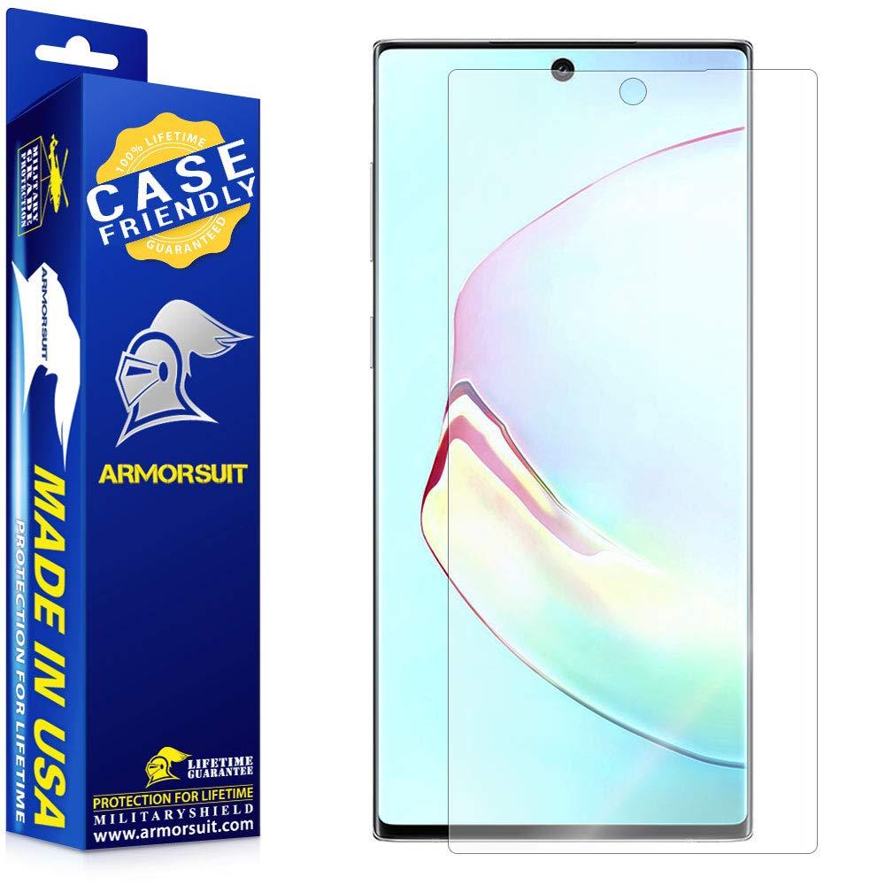 2 Films De Pantalla Para Samsung Note 10 Plus, Armorsuit