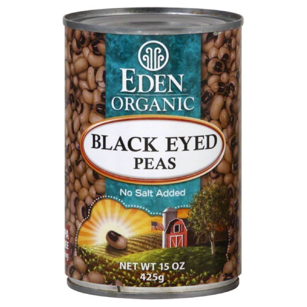 Eden Foods Bean Blk Eye Pea Ns Org
