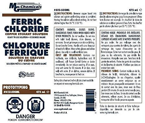 Ferric Chloride Pot FC11 code