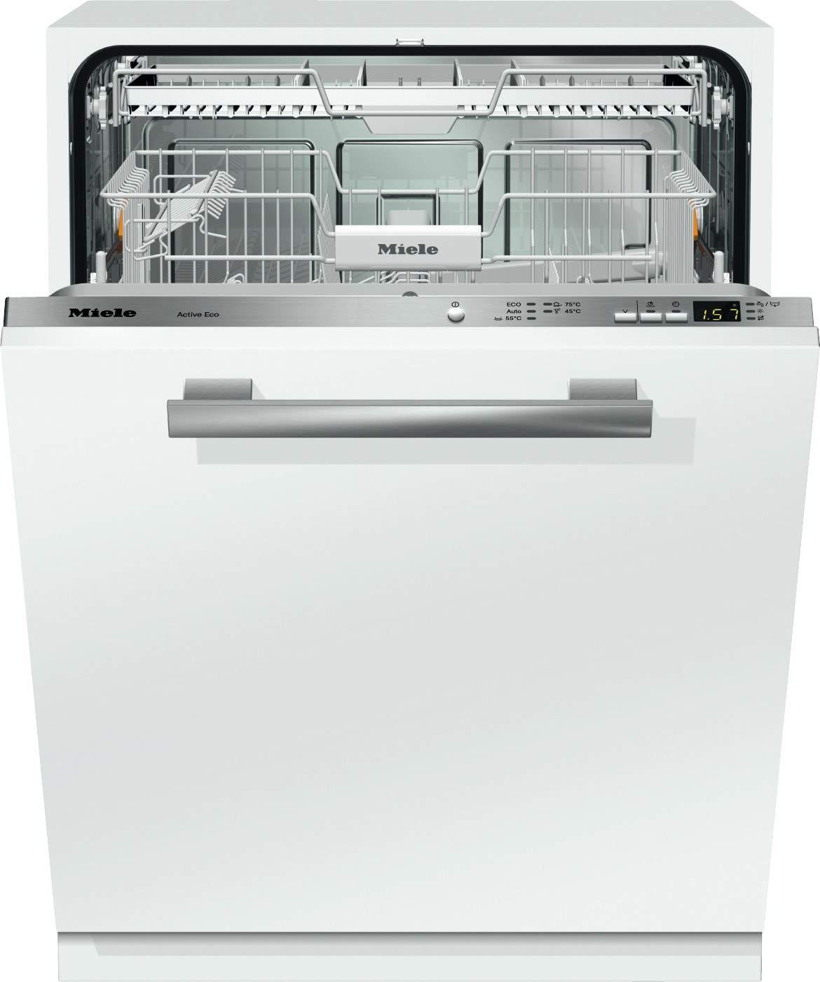 Miele G 4380 SCVi lavavajilla Totalmente integrado 14 cubiertos A ...