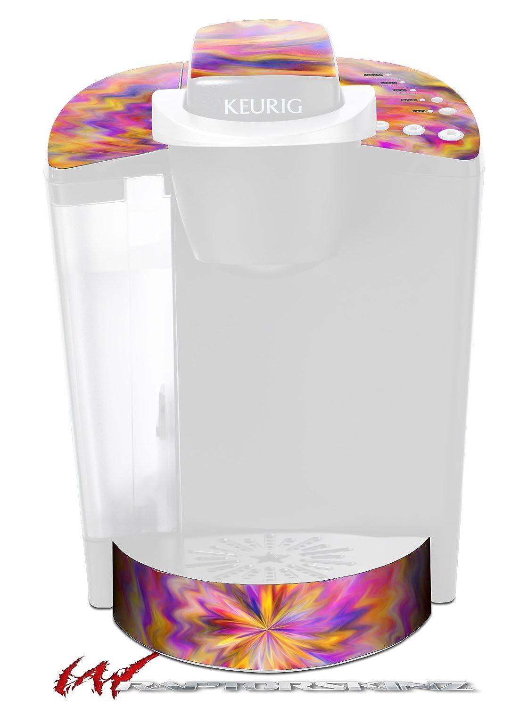 Tie Dyeパステル – デカールスタイルビニールスキンFits Keurig k40 Eliteコーヒーメーカー( Keurig Not Included )   B017AK4O9K