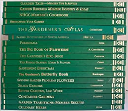 complete gardeners library national home gardening club set unknown binding 2002 - Home Gardening Club