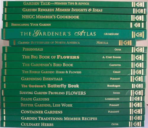 Complete Gardeneru0027s Library, National Home Gardening Club, Set: Amazon.com:  Books
