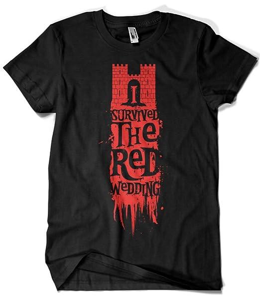 397-Camiseta Juego De Tronos - I Survived The Red Wedding (Olipop)