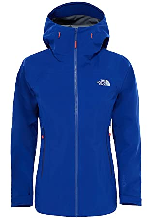 The North Face W Point Five Chaqueta, Mujer, Azul, XS