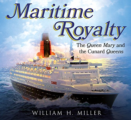 Maritime Royalty: The Queen Mary and the Cunard ()