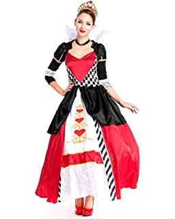 51ed23e80e059   迅速発送  monoii ハートの女王 コスプレ ハロウィン 大人 衣装 アリス 女王 仮装 コスチューム