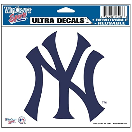 New york yankees logo decal