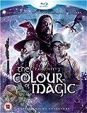 Terry Pratchett's The Colour of Magic: A Spellbinding Adventure [Blu-ray]