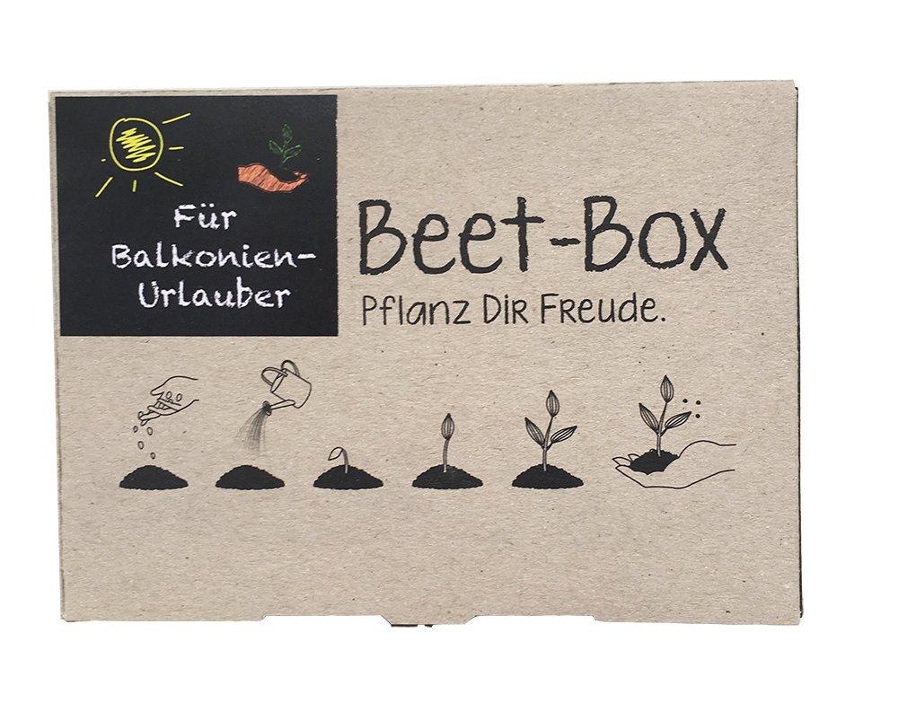 Beet-Box 'Für Balkonien-Urlauber'   Samen-Set von Samen Maier