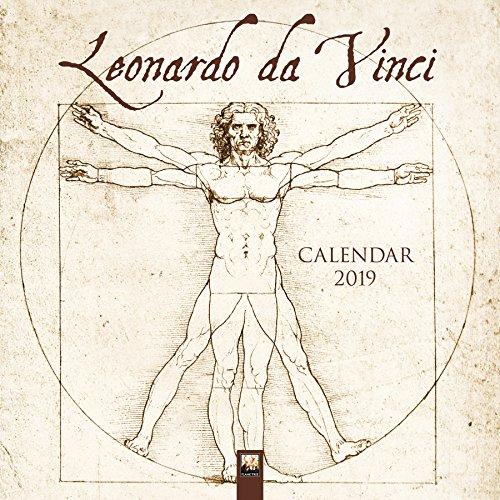 Leonardo Da Vinci Wall Calendar 2019 (Art ()