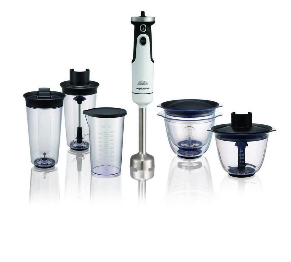 Morphy Richards Prep Set Total Control 650W..