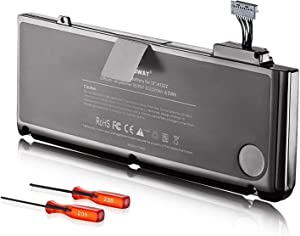 E EGOWAY A1322 Laptop Battery Compatible with Mac Book Pro 13 inch A1278 A1322 2009 2010 2011 2012, fits MB990LL/A MB991LL/A MC375LL/A MD314LL/A MC724LL/A