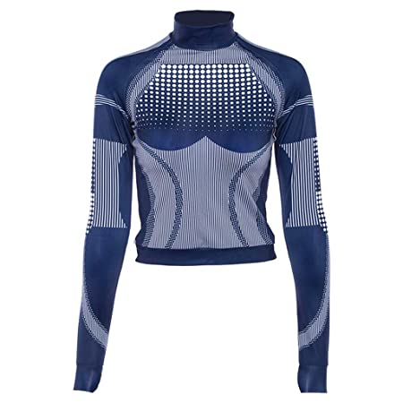 Sportswear - Chándal de manga larga con cuello alto para mujer ...