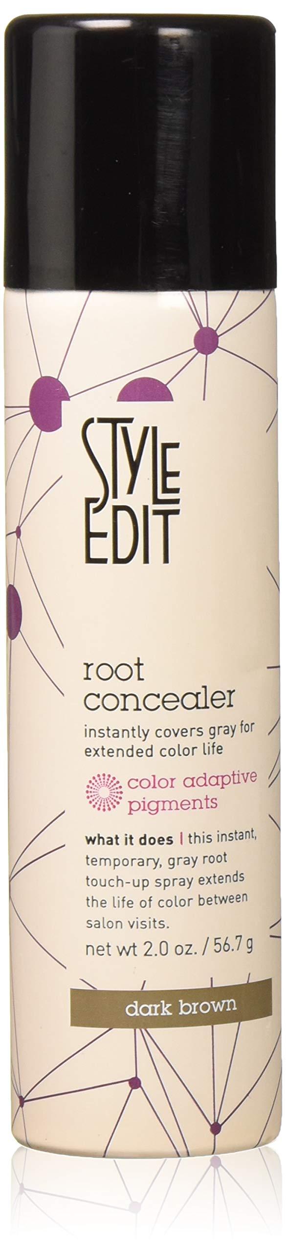 Style Edit Root Concealer Dark Brown (Dark Brown 1 count)