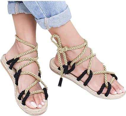 TTbuy Women's Summer Flat Sandals with