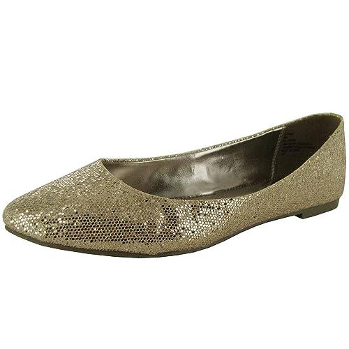 c2d446151cf Amazon.com | Steve Madden Womens 'P-Almo' Flat Shoe | Flats