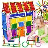 Mathematical Stick,Laimeng 250PCS Baby Preschool Mathematical Intelligence Stick Figures Box