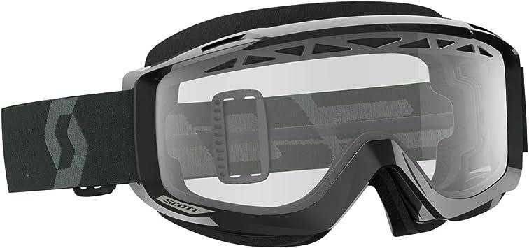 Scott Split OTG LS MX Goggle Cross//MTB Brille schwarz//light sensitive grau works