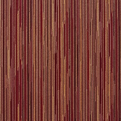 Amazon Com Brown And Burgundy Red Tan Beige Stripe Wood