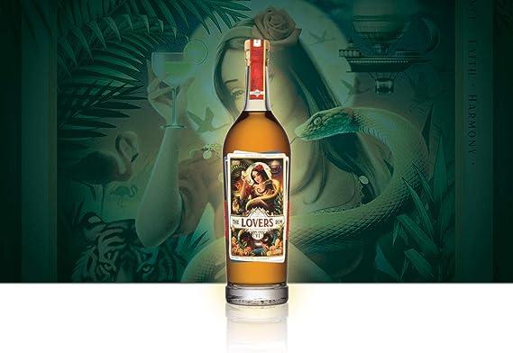The Lovers Rum Ron - 700 ml: Amazon.es: Alimentación y ...