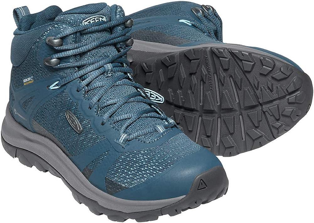 KEEN Womens Terradora 2 Waterproof Mid Height Hiking Boot