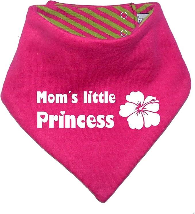 Moms little Princess/in 9 Designs/Größen 0-36 Monate KLEINER FRATZ Baby Kinder Halstuch gestreift