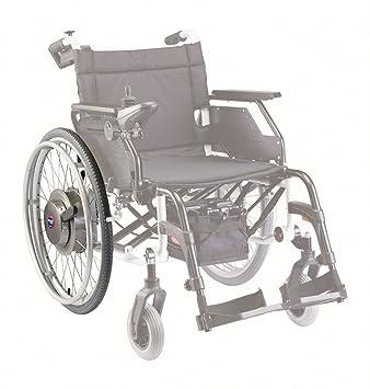 Dietz en silla de ruedas-accionamiento auxiliar Swiss Drive Batería de ion de litio 24 V/20Ah: Amazon.es: Salud y cuidado personal