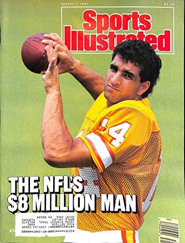 Sports Illustrated Magazine, August 3, 1987