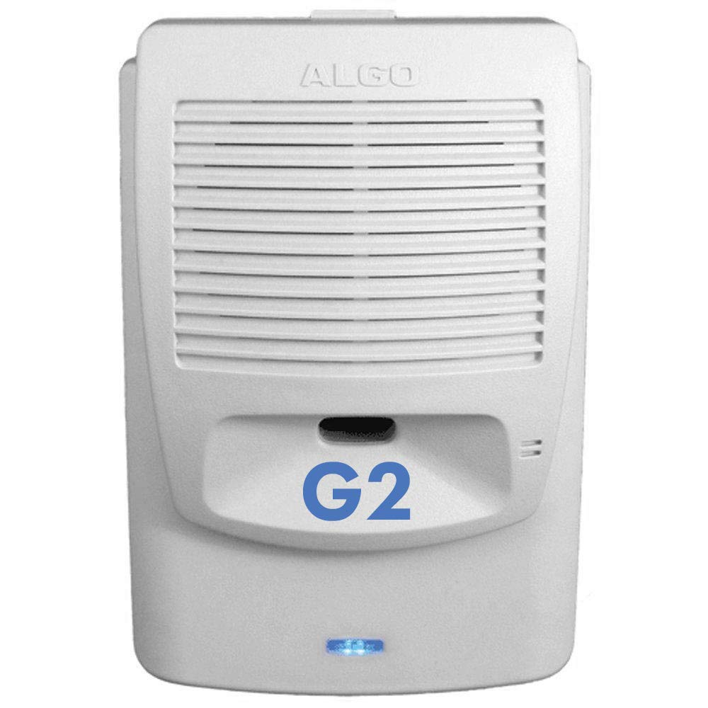 Algo 8180G2 IP Paging and SIP Loud Ringer Audio Alerter (8180 G2) by ALGO