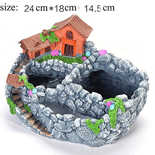 Xben Creative  Planters Garden Flower Pot - Indoor Outdoor