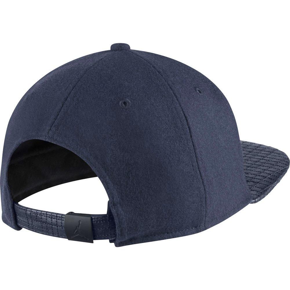 Nike 4 Premium Cap Gorra Michael Jordan, Hombre, Azul Obsidian ...