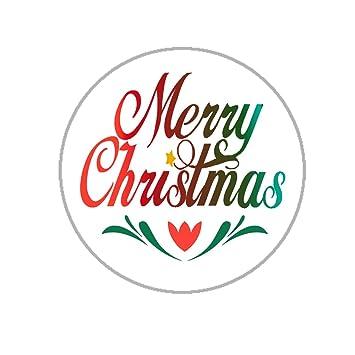 merry christmas envelope seals 12 christmas stickers 144 fun holiday stickers merry - Merry Christmas Stickers
